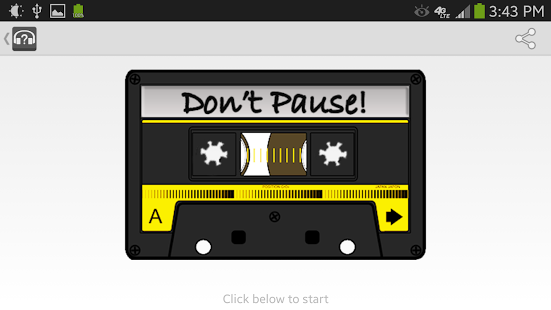 dont pause app - How to Silence Notifications When Music is Playing