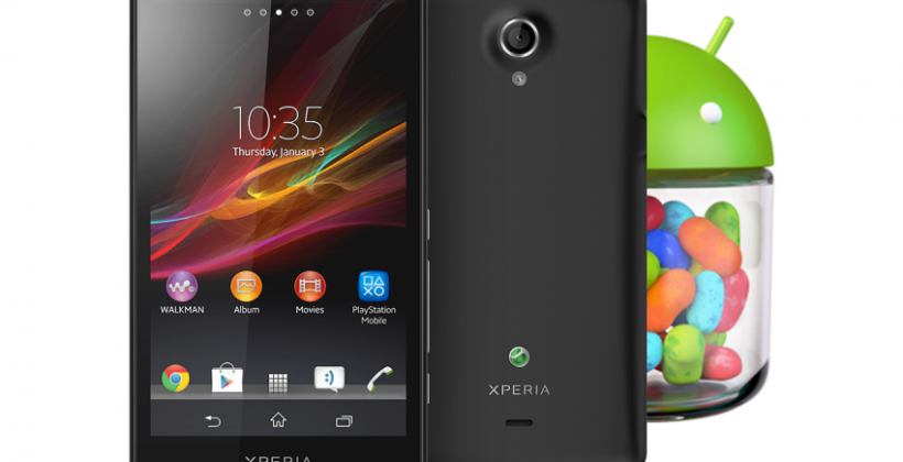Sony Releases Android 4.3 update on Xperia Series