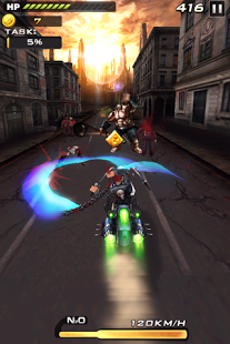 Unleash your racing streak with Death Moto 2