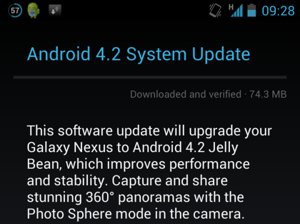 How to Manually Update Your Android Device to a Newer Software Version