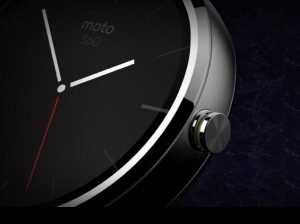Moto 360 Android Wear – Design and Specifications