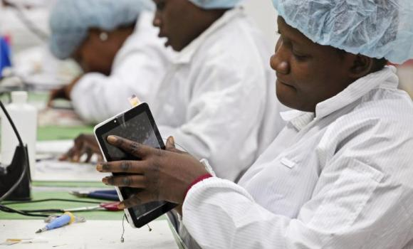 Haiti – Yes, Haiti – Releases Its First Android Tablet