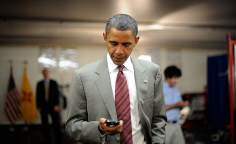 President Obama May Be Switching to Android