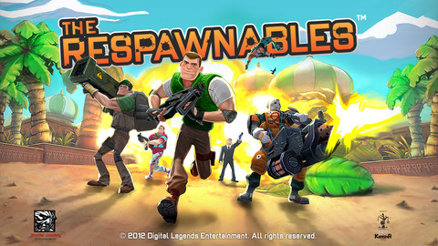 Respawnables – An Addictive Third-Person Shooter Game for Android