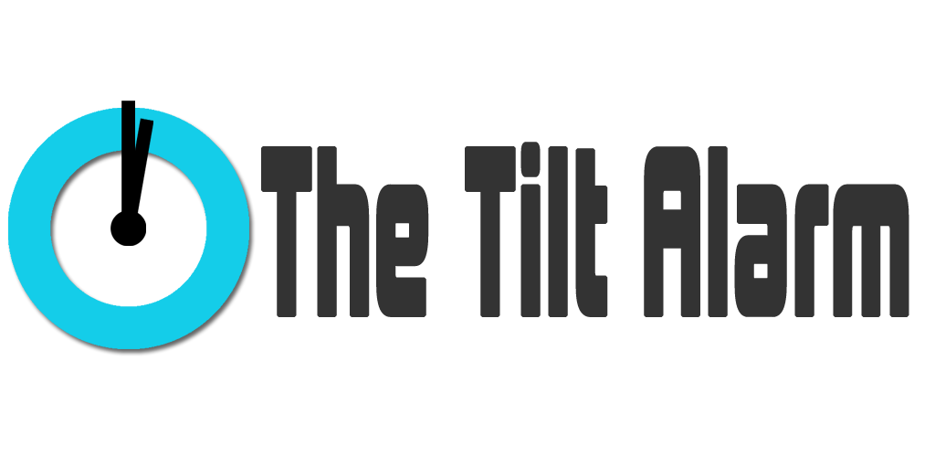 Have Trouble Waking Up in the Morning? Try Tilt Alarm