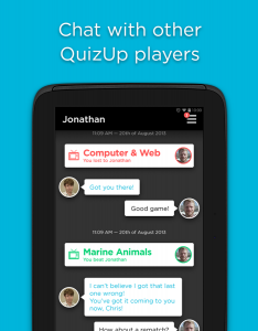 Test Your IQ On a Global Level with QuizUp