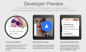 Android Wear – Breaking Down the Main Features