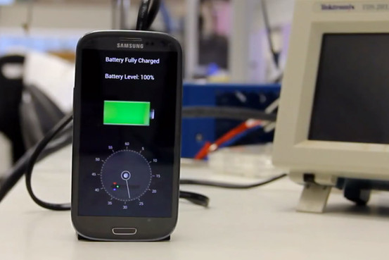 30 Second Phone Chargers Could Be Available by 2016