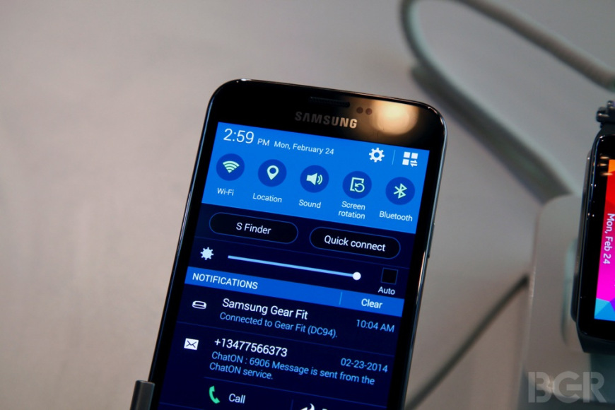 New Report Says Samsung Users Spend 6 Seconds Each Month Using Samsung Bloatware