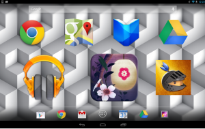 How to Increase Android Icon Size