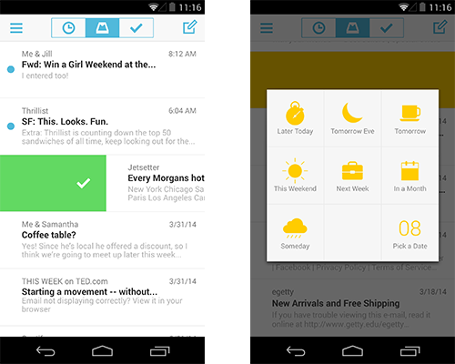Dropbox Announces New Mailbox App for Android