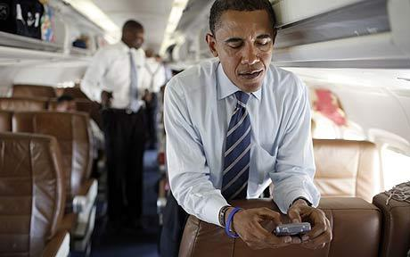 Creepy:  FCC To Allow Obama To Text Americans
