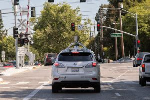 Google Showcases Crazy Update to Self-Driving Car Technology