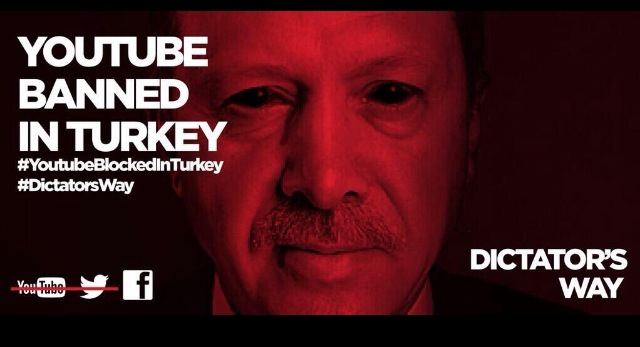 Google Wants to Sue Turkey for Banning YouTube