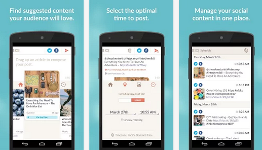 Klout Now Available on Android to Recommend Best Sharable Links