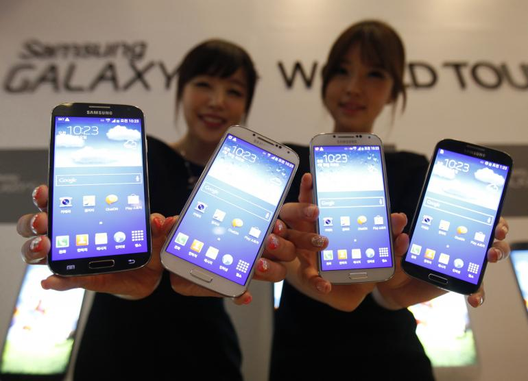 Rumor: Galaxy Note 4 Will Have 5.7-inch 2560×1440 Display