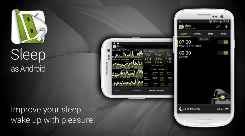 Sleep Like A Baby With Sleep As Android
