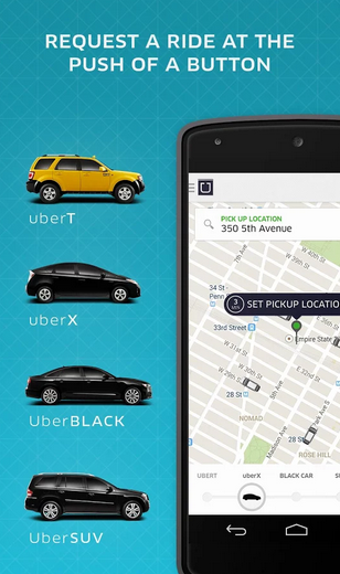 Uber – Get A Personal Driver Wherever You Go, Whenever You Want