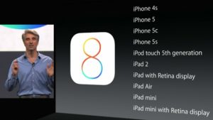 Top 5 Most Important Features on iOS 8