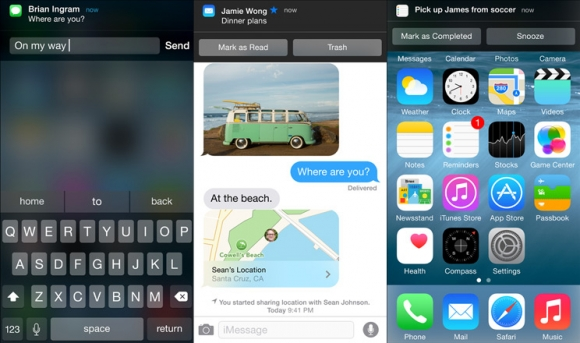 Top 5 iOS 8 Features Apple