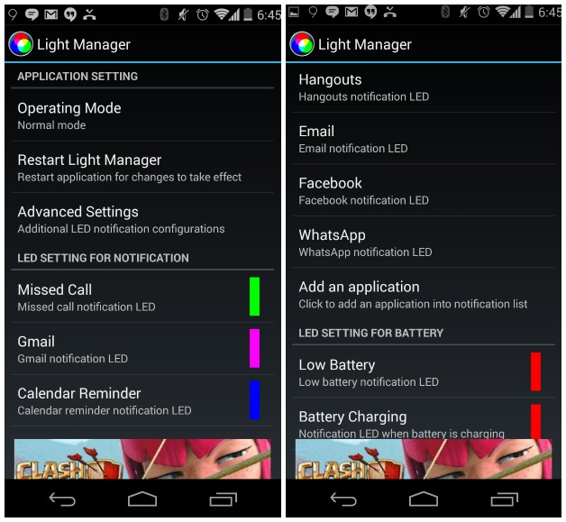 How to Change the Color of Your LED on Android | One Click Root
