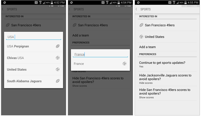 How to Use Google Now to Stay Updated on World Cup 2014