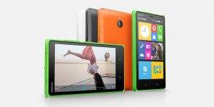 Microsoft Launches Its First Android Phone