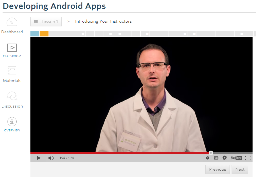 Google Launches New Android App Development Course for $150 Per Month