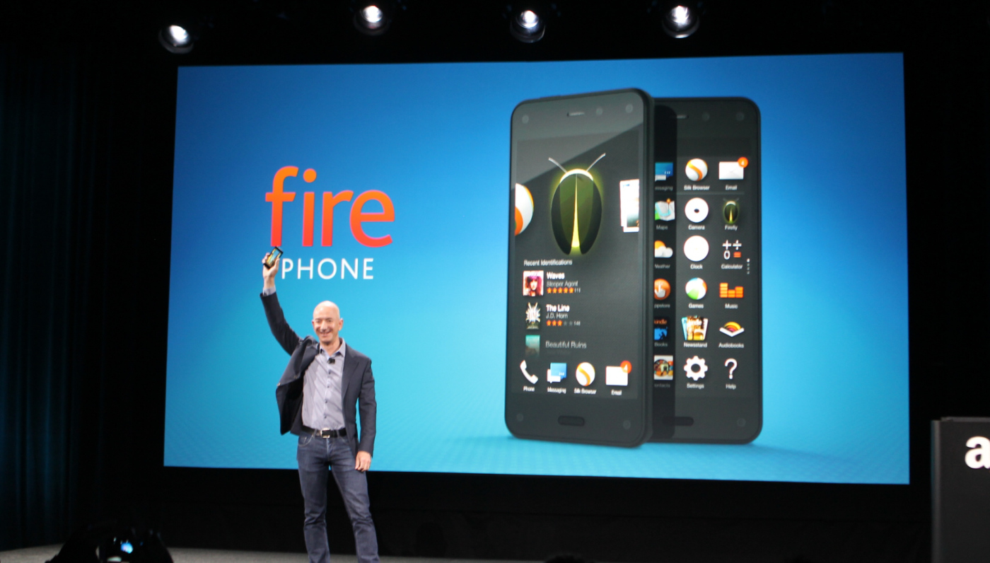 Amazon Fire Phone Now Available for $0 or $649