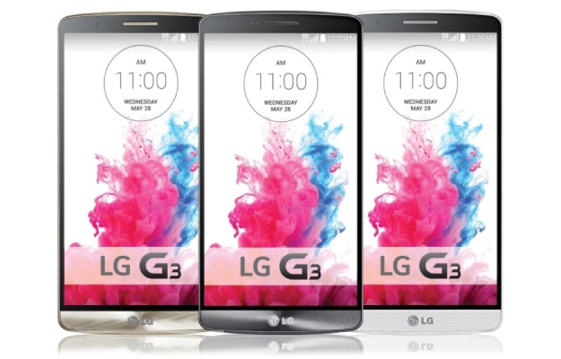 LG G3 Now Available in the United States