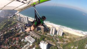 Nokia Releases Crazy Video of Developer Publishing App While Paragliding Over Rio