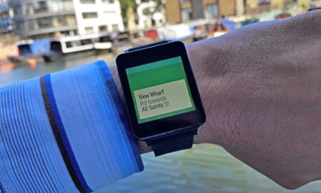 Top 5 Best Apps to Install on your New Android Wear Smart Watch