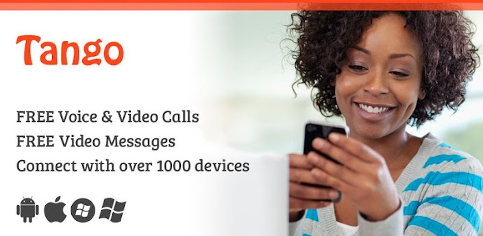 Tango – Revitalize Your Smartphone's Communication System