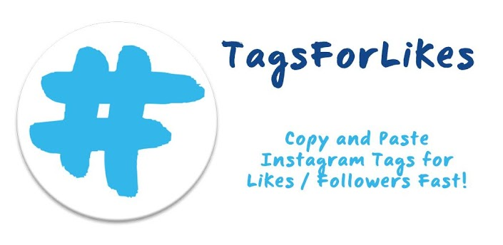 TagsForLikes – Copy & Paste Instagram Tags For More Likes/Followers