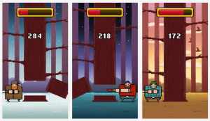 Timberman Hits Number One Spot on Play Store and Is As Frustratingly Addictive as Flappy Bird