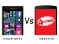 Windows Phone 8.1 vs Android KitKat – What You Need to Know