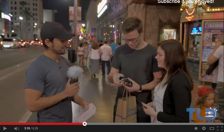 "YouTube Prankster Trolls iPhone Fans With Android-Powered ""iPhone 6"""