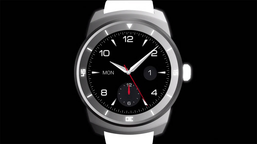 Circular LG G Watch R Will Be Announced This Week