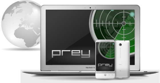 Prey – Track & Find Your Lost/Stolen Android Device