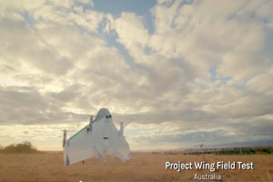 Google Unveils New Project Wing to Compete With Amazon's Drone Service
