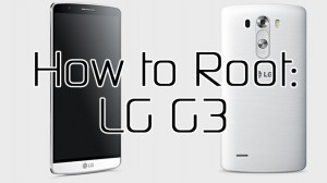 How to Easily Root the LG G3 by Downloading a Single APK
