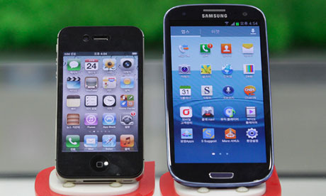 Apple and Samsung Reach Patent War Truce Outside United States