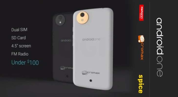 Android One Smart Phones Set to Be Priced Higher Than Expected