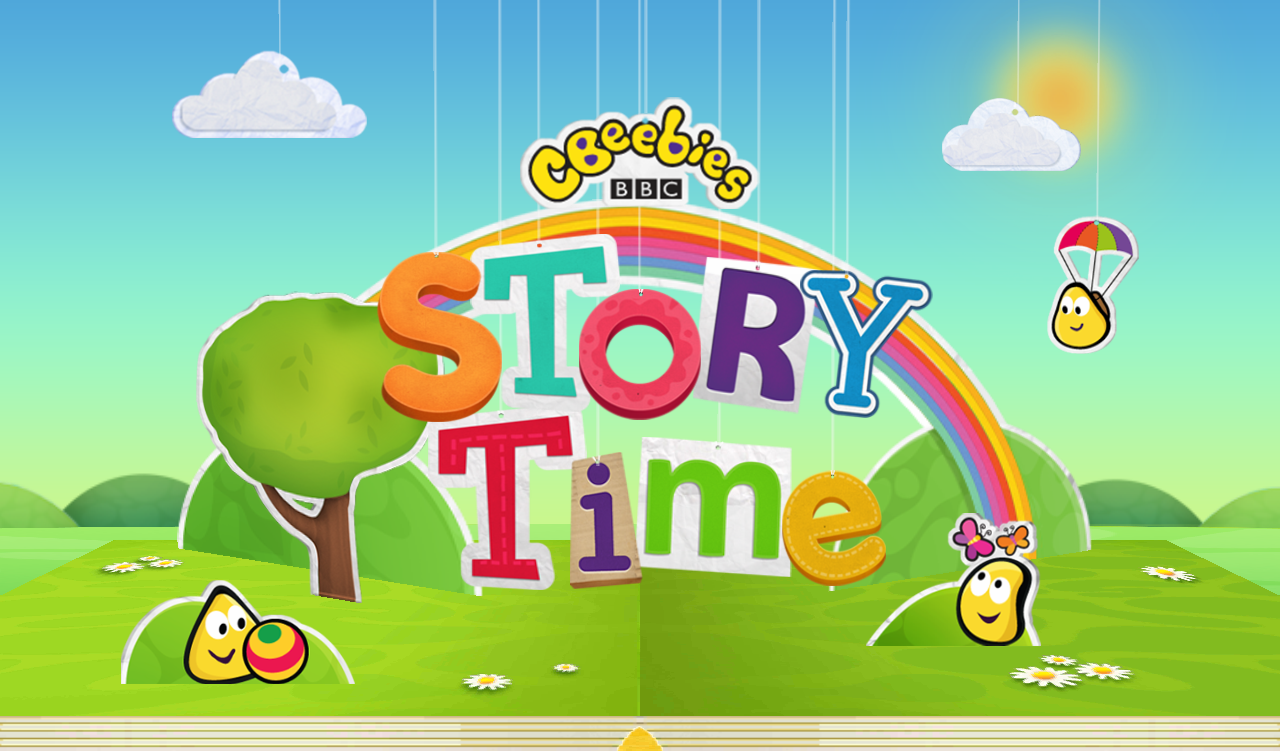 BBC CBeebies Storytime – Be An Enchanting Storyteller For Your Kids