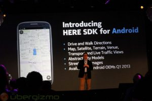 Nokia Here Maps Set to Debut On Both Android and iOS