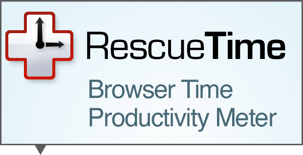 Rescue Time – Now We Can Afford To Get Consumed By the World of Applications