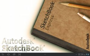 Sketchbook Express – Traditional Art in the Digital World