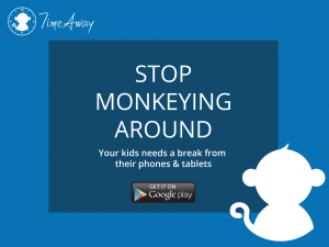 Time Away – To Prevent Kids From Becoming Slaves to Technology