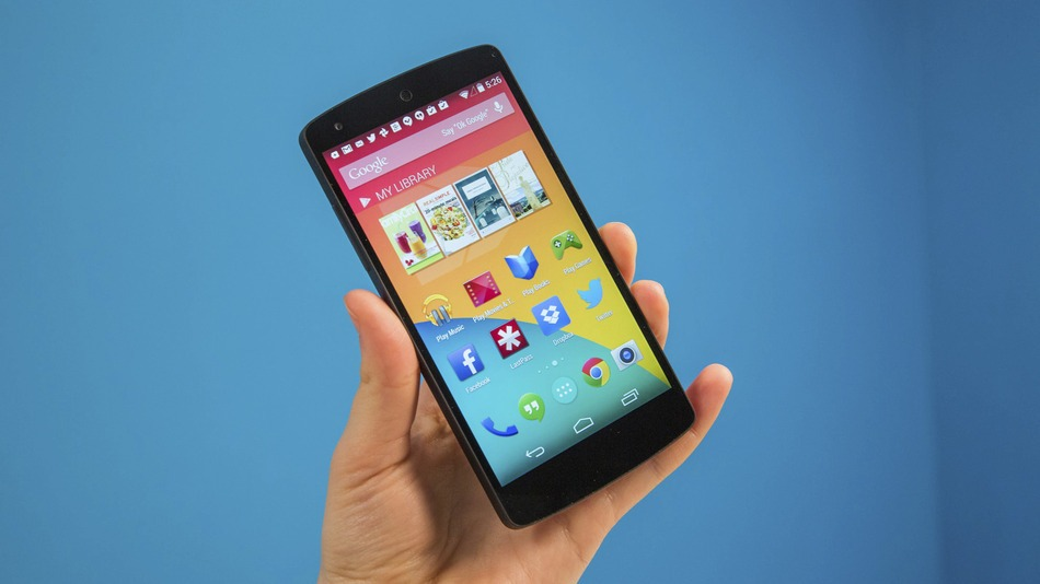 Android L Update: Nexus 4/5/7/10, Moto X, Moto G, HTC One, LG G3, Galaxy S5, Note 3