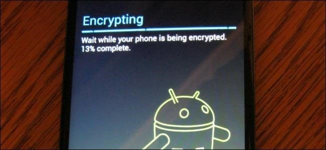 Android L Will Encrypt Data by Default